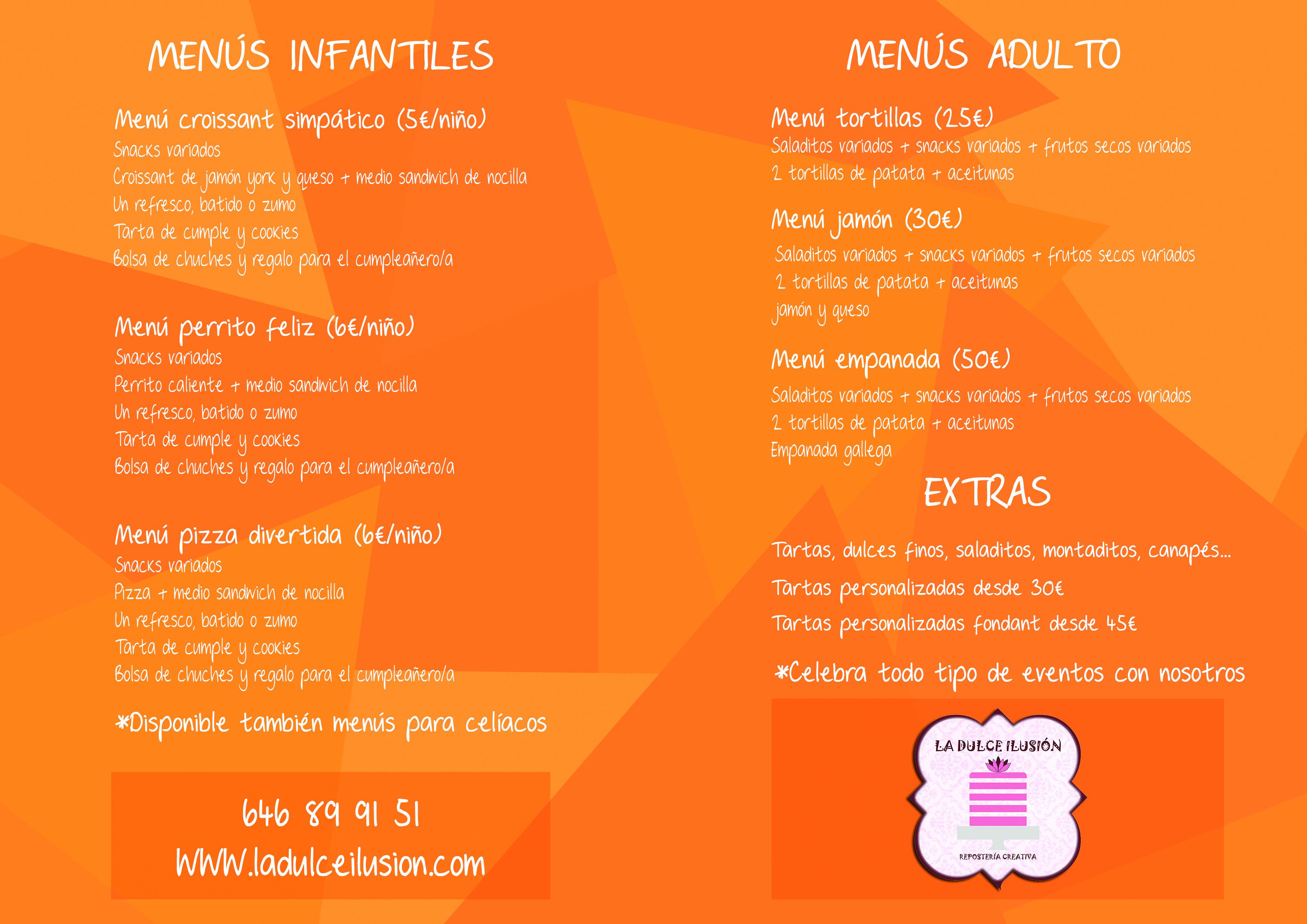 MenúsAchoPark